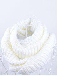 Outdoor Chunky Infinity Scarf Crochet Pattern -