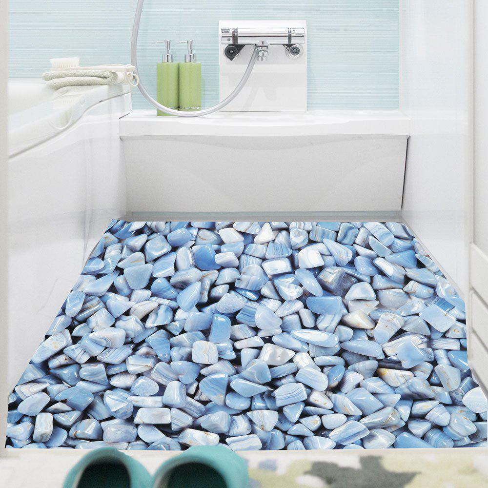 Affordable Pebbles Print Multipurpose Decorative Wall Art Sticker