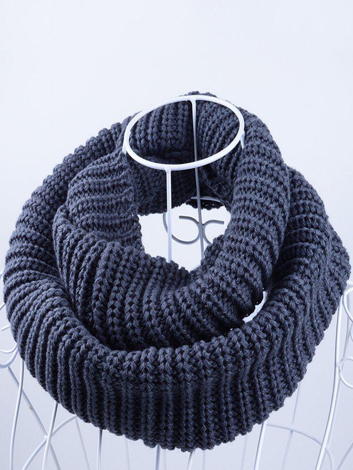 2019 Outdoor Chunky Infinity Scarf Crochet Pattern Rosegal