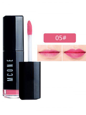 Trendy Moisture Long Lasting Not Stick Lip Glaze - #05  Mobile