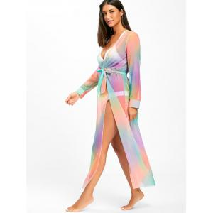 Ombre Maxi Cover Up Dress -