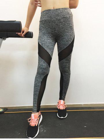 Leggings Sport Gris M