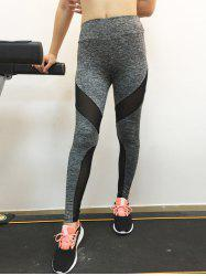 Leggings Sport - Gris M