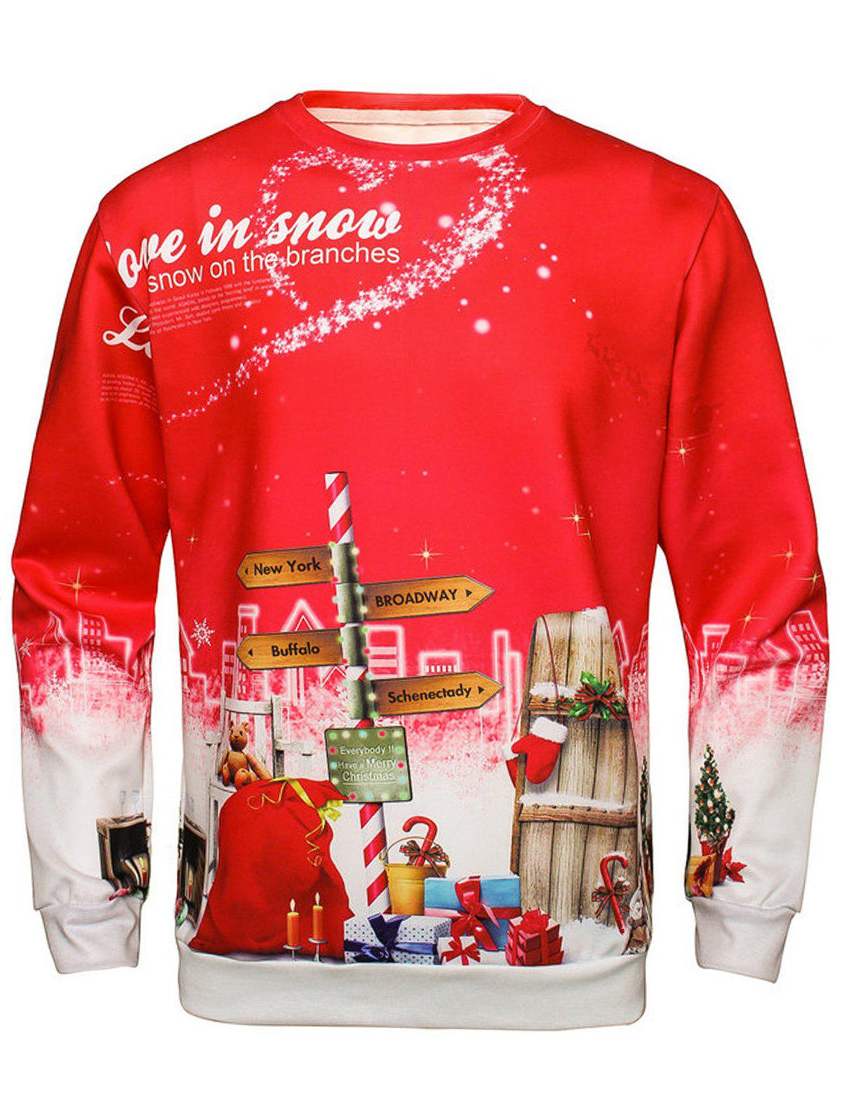Outfits Christmas Gifts Pullover Sweatshirt
