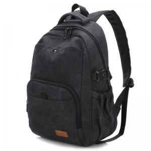 Rivet Buckle Strap Backpack -