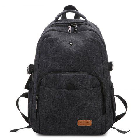 Latest Rivet Buckle Strap Backpack