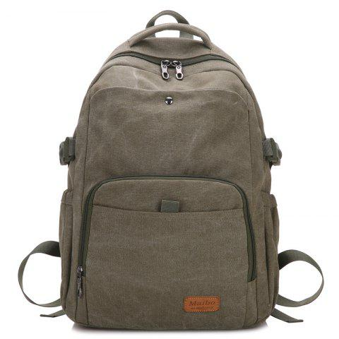 Fancy Rivet Buckle Strap Backpack