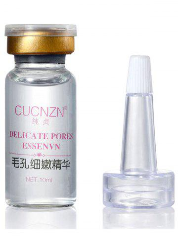 Shop CUCNZN Pore Smoothes Cooling Essence WHITE