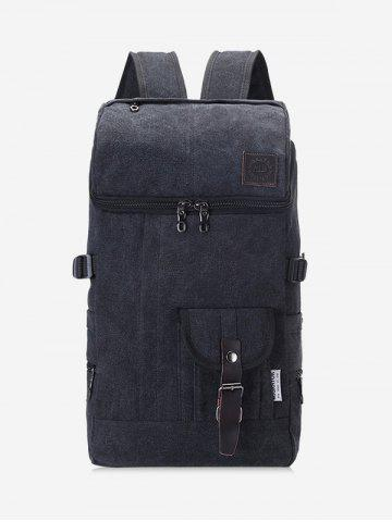Latest Buckle Straps School Backpack