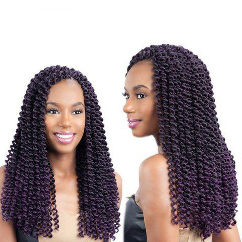 Affordable Long Synthetic Afro Kinky Princess Curl Braids Hair Weave