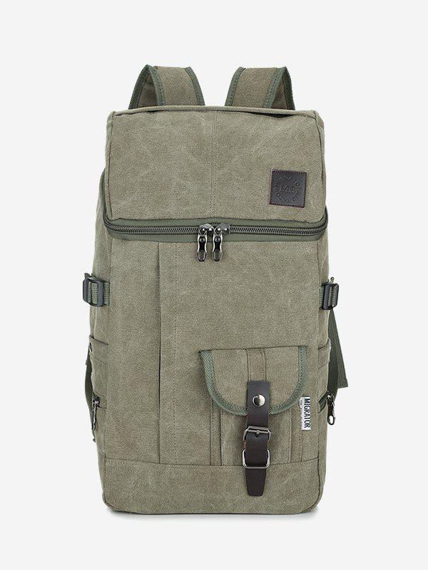 Outfit Buckle Straps School Backpack