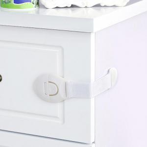 Baby Safety Lock Latch For Drawer Cupboard Fridge Cabinet -