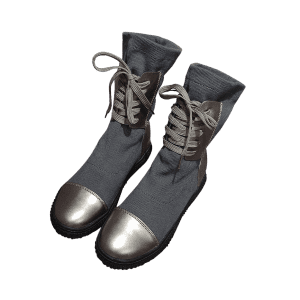 Splicing Short Boots -