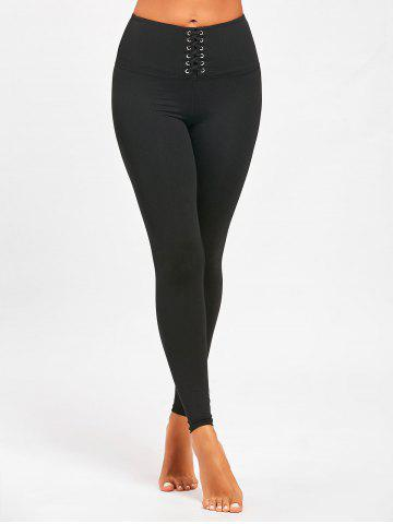 Leggings Criss Cross High Rise Sports