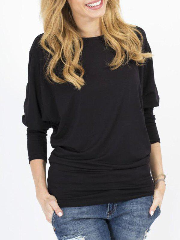 Latest Batwing Sleeve Oversized T Shirt