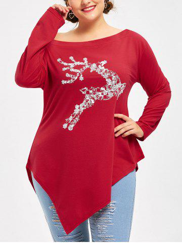 e659650bf Womens Plus Size Graphic Tees - Free Shipping, Discount And Cheap ...