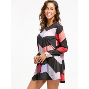 Robe Mini Swing Zig Zag -