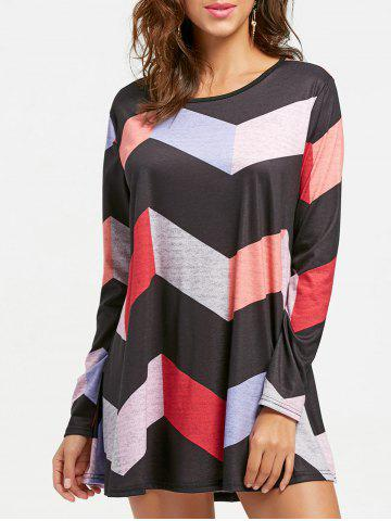 Robe Mini Swing Zig Zag