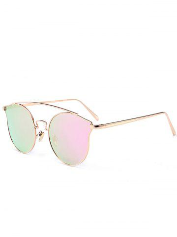 Buy Outdoor Full Frame Butterfly Sunglasses PINKISH PURPLE