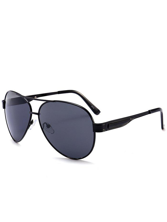 Store Outdoor Metal Frame Crossbar Pilot Sunglasses