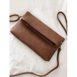 Multi Function Clutch Bag - COFFEE