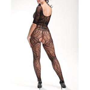 Fishnet See Thru Bodystockings -