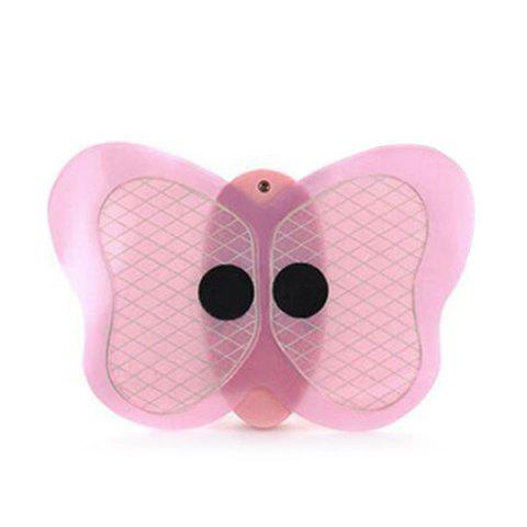 Store Mini Butterfly Body Muscle Cordless Slimming Pulse Massager PINK