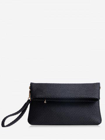 Unique Multi Function Clutch Bag - BLACK  Mobile