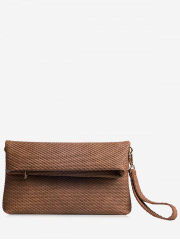 Cheap Multi Function Clutch Bag - COFFEE  Mobile
