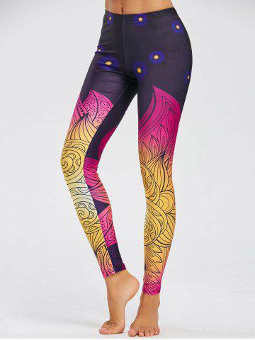 Sale Skinny Print Leggings
