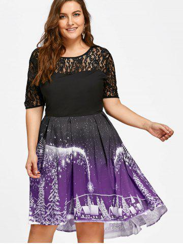 Plus Size Christmas Dresses Party Swing And Fancy Cheap With Free