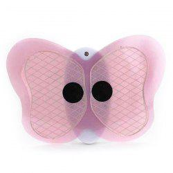 Mini Butterfly Body Muscle Cordless Slimming Pulse Massager - WHITE