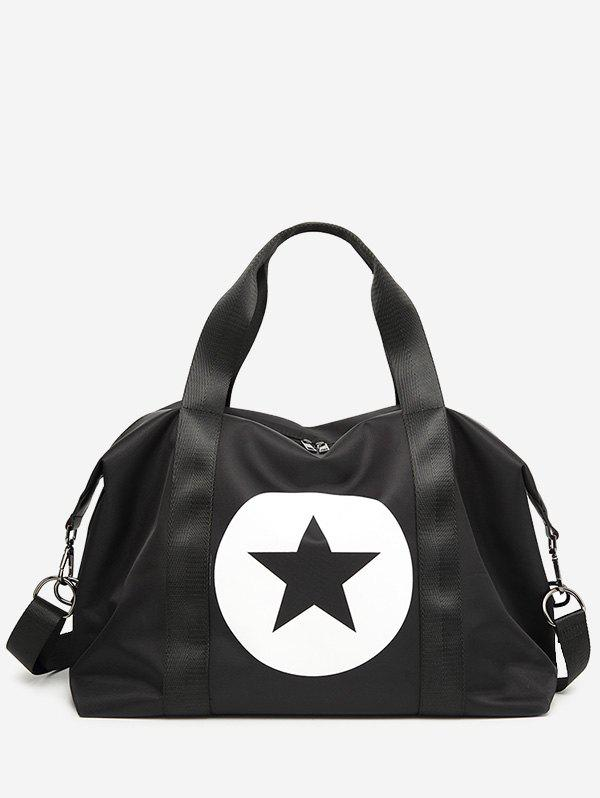Outfits Color Block Star Gym Bag