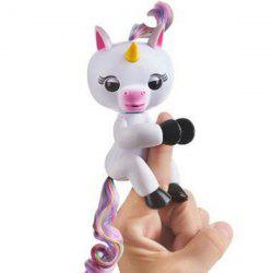 Baby Unicorn Smart Sensor Mini Interactive Finger Toy -