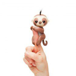 Interactive Baby Sloth Smart Rechargeable Recordable Finger Induction Toy -