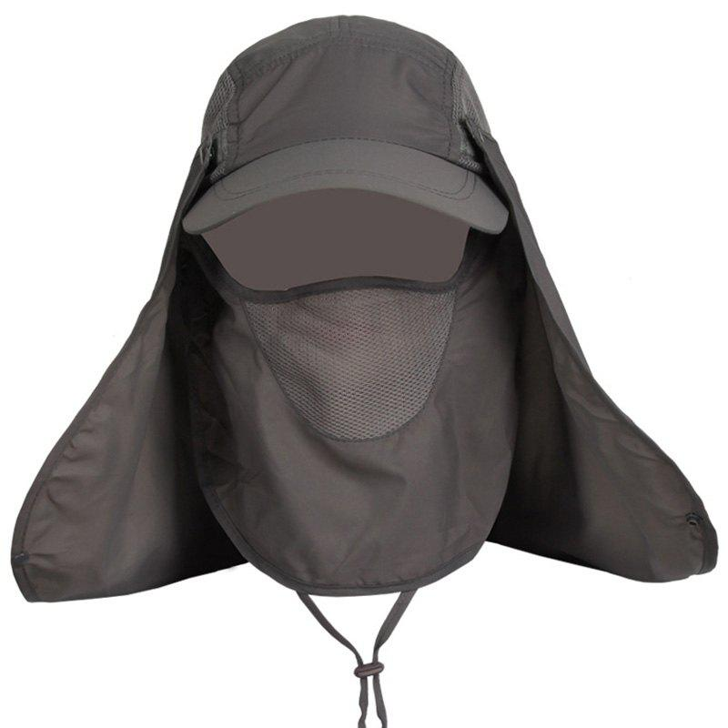 Shops Outdoor Sport Fisherman Detachable Quick Dry UV Protection Hat