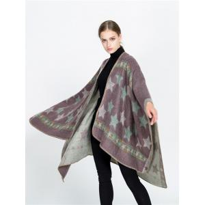 Stars Pattern Design Thicken Pashmina -