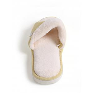 Chaussons Fluffy Faux Shearling -