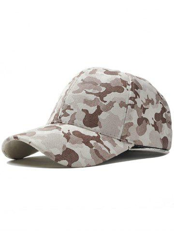 Affordable Outdoor Camouflage Pattern Baseball Hat