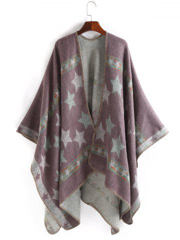 Discount Stars Pattern Design Thicken Pashmina