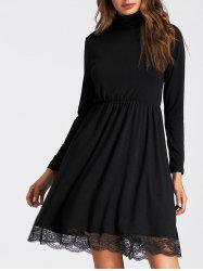 Abercrombie and Fitch Dress - Noir L