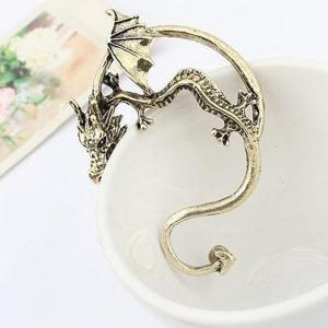 Fly Dragon Ear Cuff -