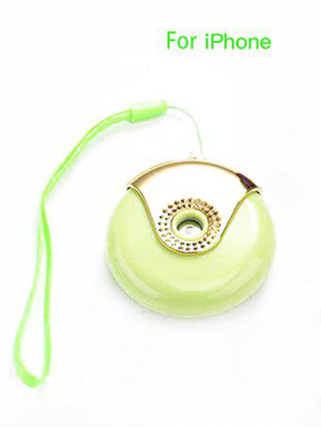 Store Mini Face Steaming Facial Steamer Sprayer - GREEN FOR IPHONE Mobile
