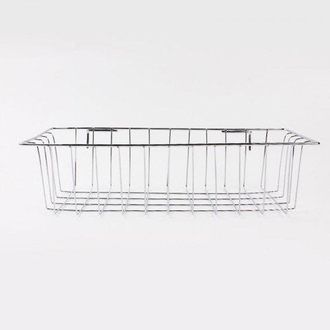 Unique Stainless Steel Wire Household Hanging Storage Basket