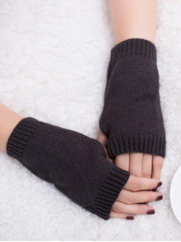 Shops Outdoor Knit Fingerless Gloves