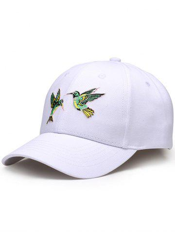 Discount Flying Bird Embroidery Decorated Baseball Hat