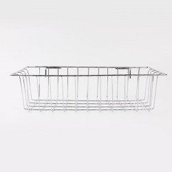 Stainless Steel Wire Household Hanging Storage Basket -