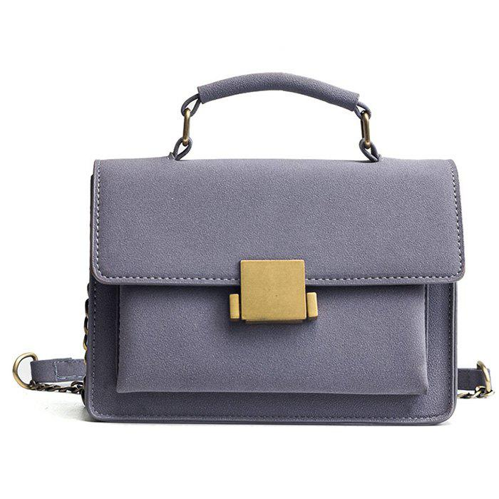Sale PU Leather Crossbody Bag With Handle