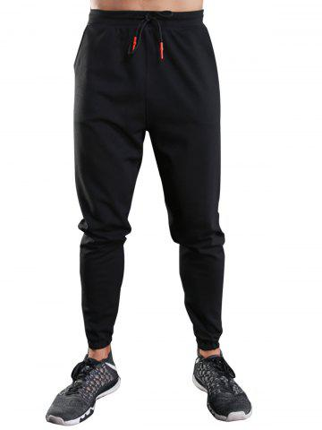 Unique Drawstring Sports Jogger Pants