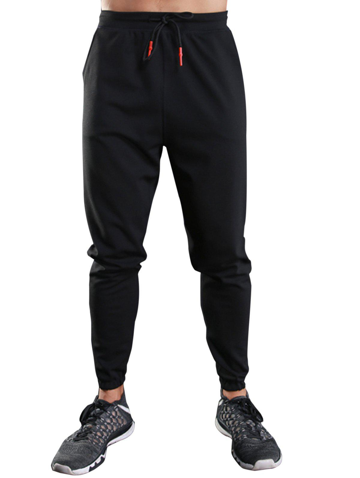 Shops Drawstring Sports Jogger Pants